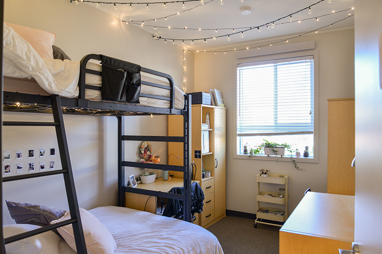 Trinity Apartment Bedrooms