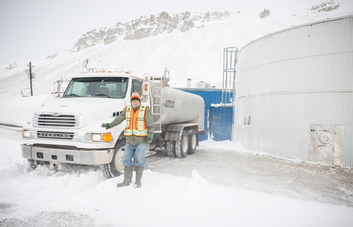 Resolute Bay Fuel Management