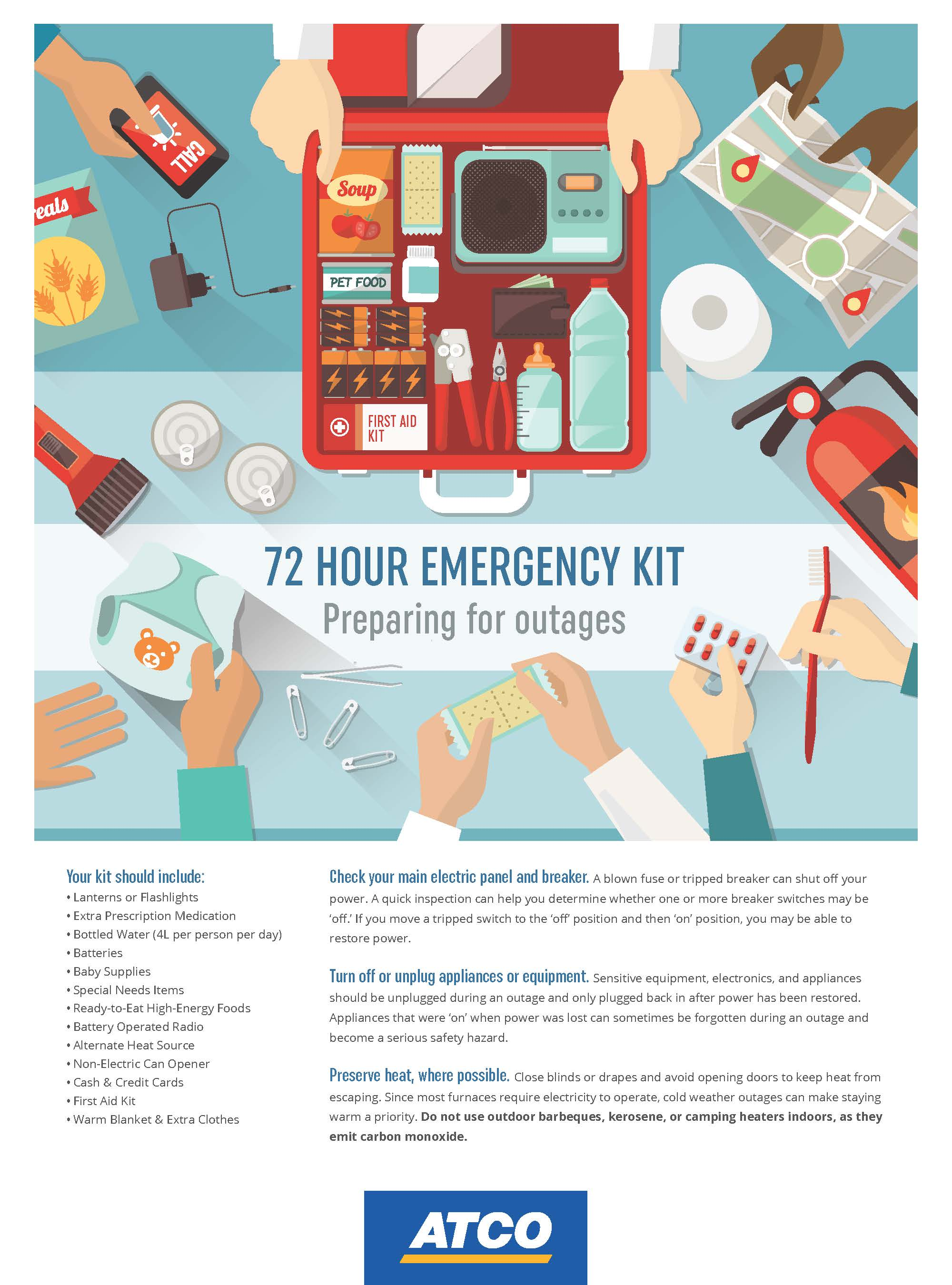 ATCO | Power Outages & Electrical Emergencies