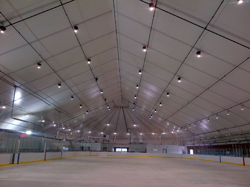Piikani Nation Multipurpose Centre arena