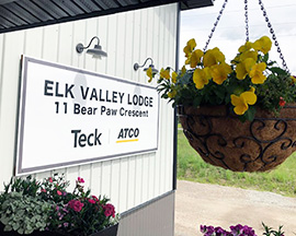 Elk Valley Lodge Green Project
